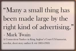 about advertisement