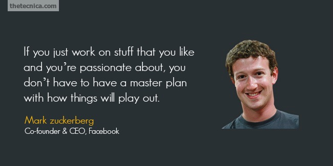 Mark zuckerberg entrepreneur quotes