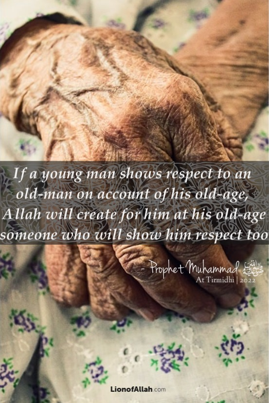 respect the elderly essay The elderly people essay children have to learn to respect elderly people and see old age as normal and integral part of life.