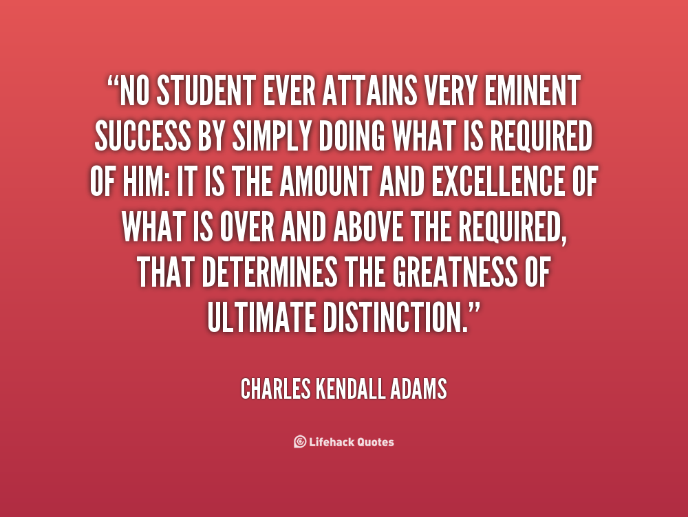 Quotes About Student Success (43 Quotes