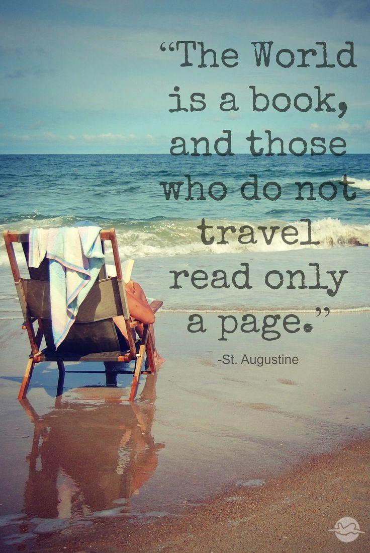 Цитаты из книг про отдых