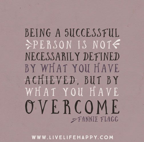 what is personal success