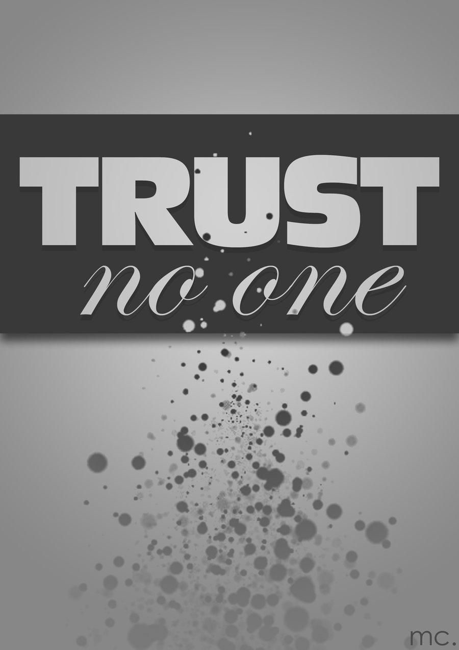 Kennenlernen vertrauen
