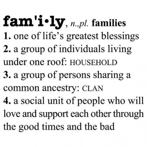 changing family values essay