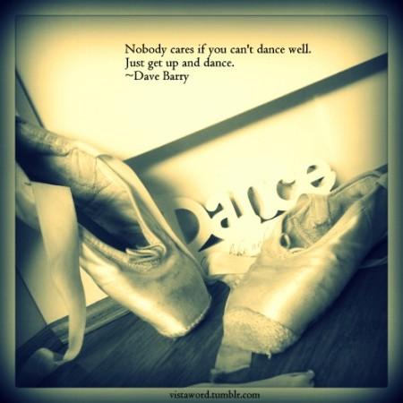 Quotes About Famous Dancers 46