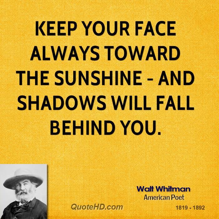 the life of walt whitman an american poet