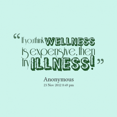 Quotes About Wellness 60 Quotes Impressive Wellness Quotes