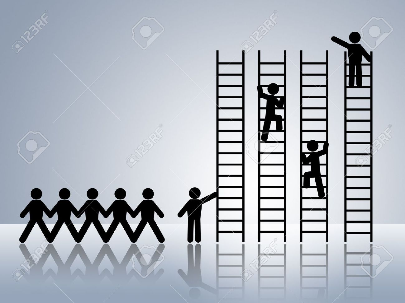quotes about moving up the ladder quotes