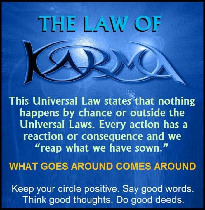 Quotes About Law Of Karma 25 Quotes