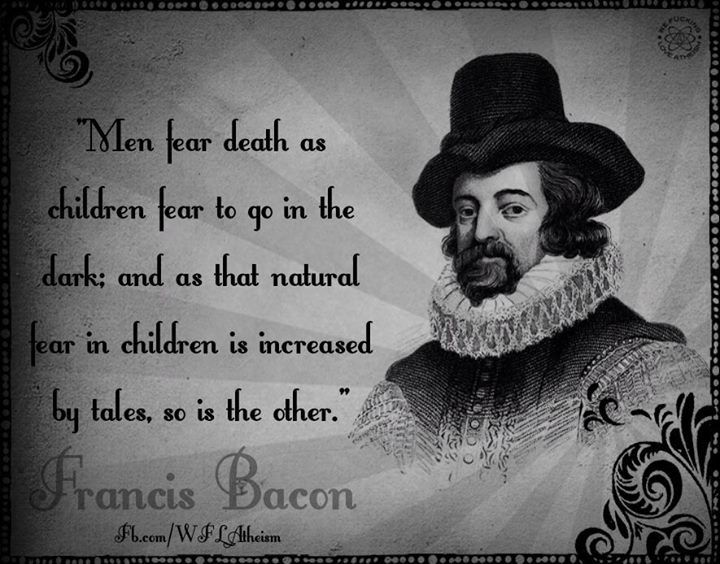 of revenge francis bacons optimistic tale Quotes on revenge an eye for an eye will only make the whole world blind  - charles dickens,a tale of two cities  - francis bacon, essays.