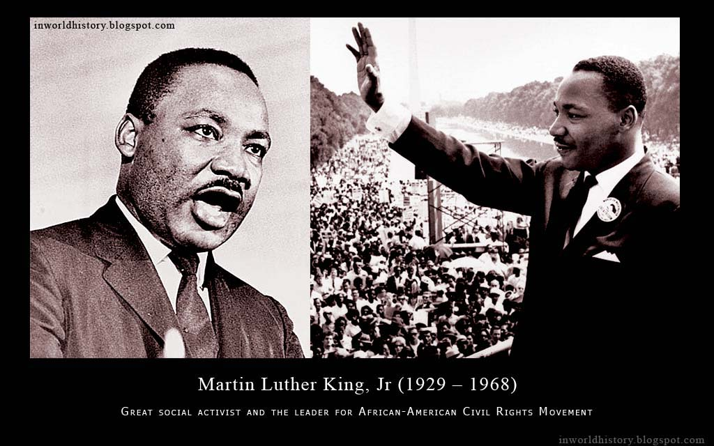 martin luther king civil rights leader Born into a life of religion, martin luther king jr used his faith to help guide a divided nation toward racial equality, breaking barriers and demanding change through a strict code of nonviolence.