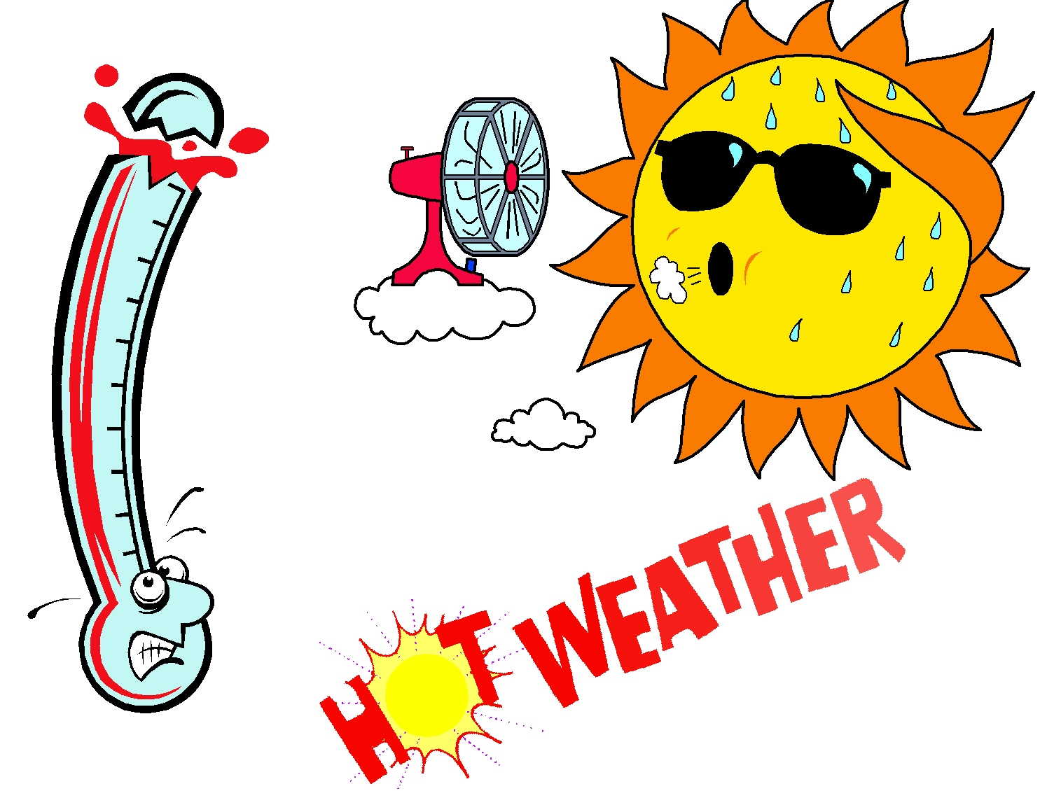 Quotes About Heat In Summer 27 Quotes