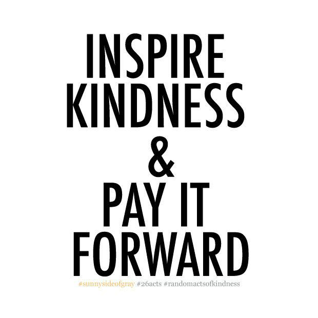 Quotes About Pay It Forward 60 Quotes New Pay It Forward Quotes