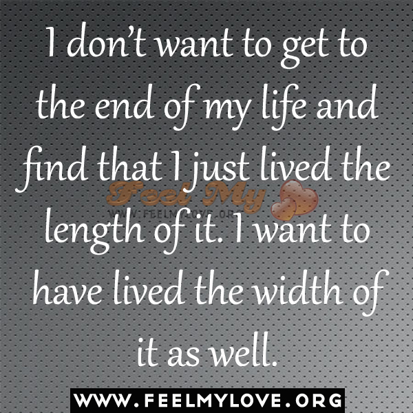 Quotes About Wanting To End Life 15 Quotes