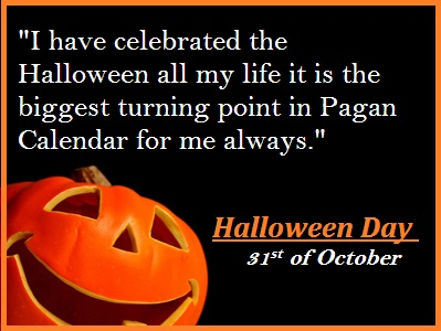 Quotes About Halloween History 22 Quotes