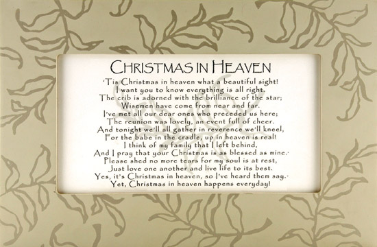 Quotes about Christmas in heaven (47 quotes)