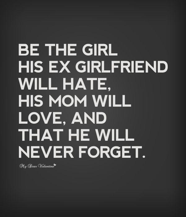 quotes about your ex girlfriend