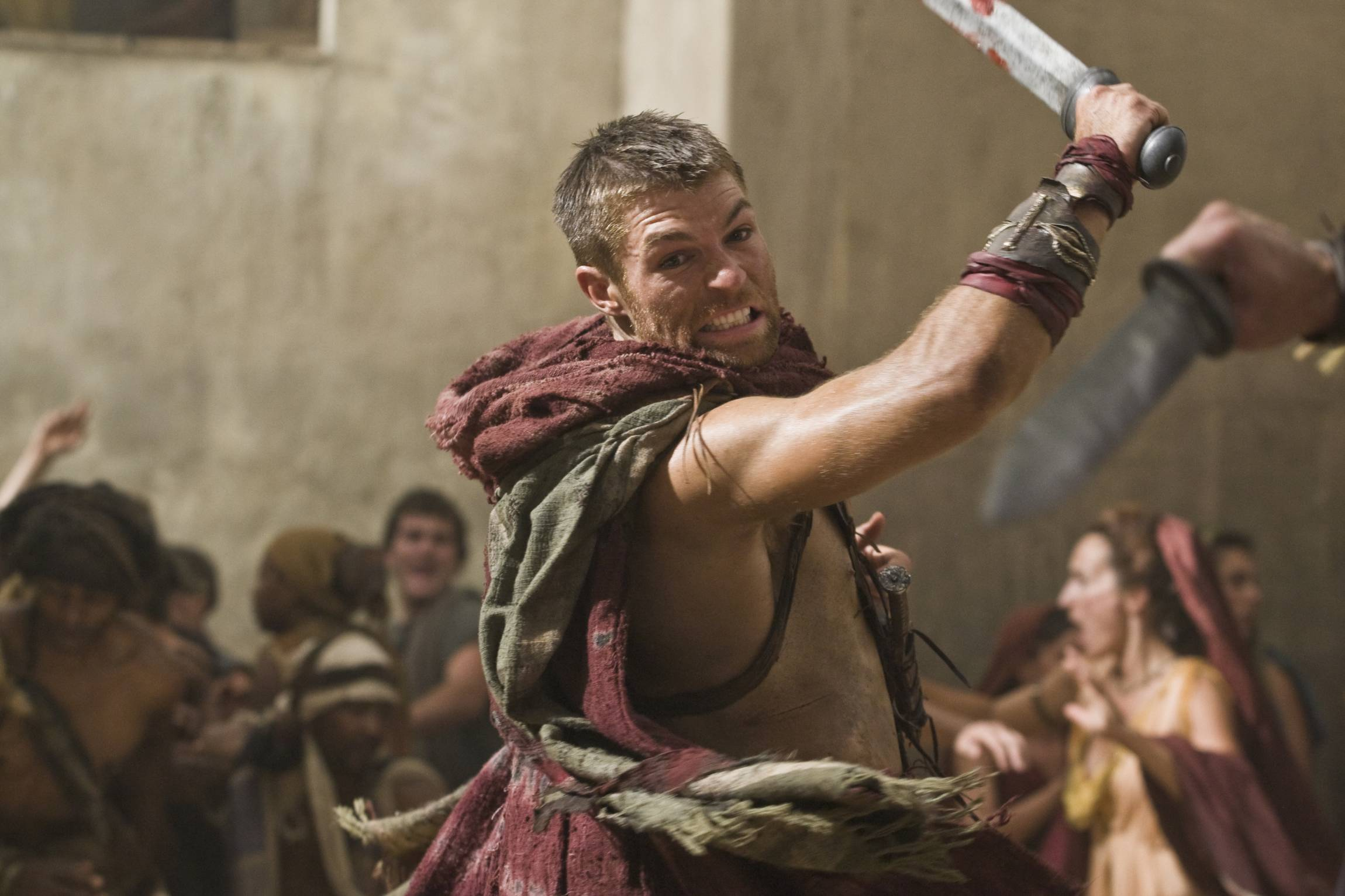 Spartacus blood and sand best quotes