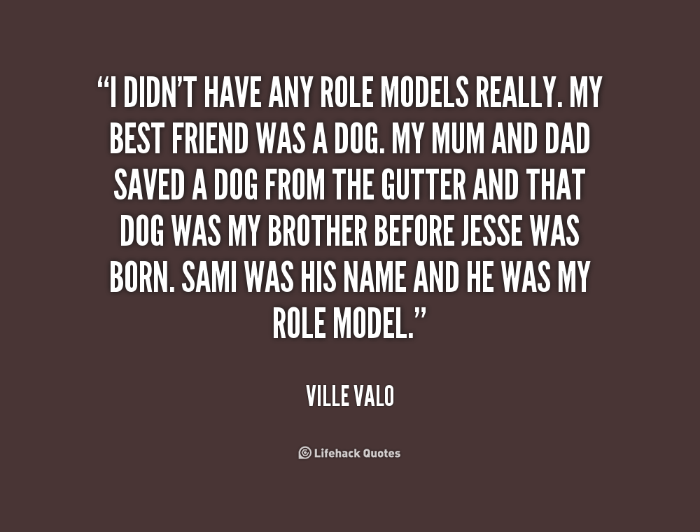 Quotes About Good Role Model 60 Quotes Adorable Role Model Quotes