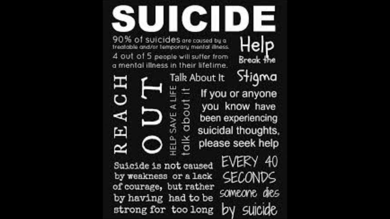 a personal experience that leads to depression and suicidal thoughts Your personal health america's youth at risk: someone's life and in some cases lead to suicidal thoughts or stress that leads to depression.