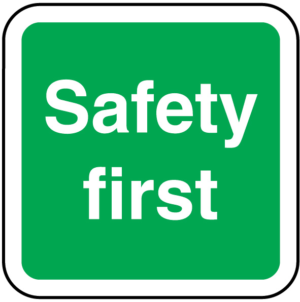 quotes about safety first