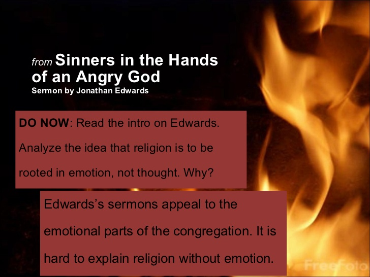 essay of sinners in the hands of an angry god Below is an essay on ministers black veil, sinners in the hands angry from anti essays, your source for research papers  sinners in the hands of an angry god essay.