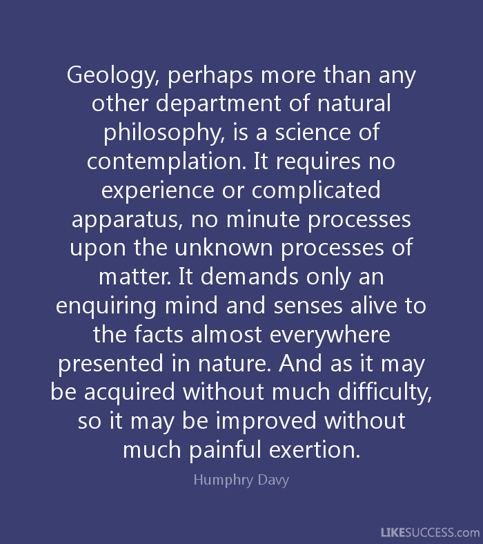 Quotes About Natural Philosophy 48 Quotes