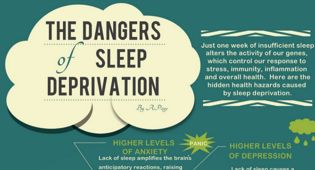 the causes and effects of sleep