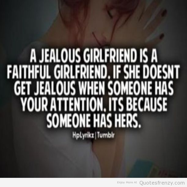 Quotes About Jealousy In Relationships 22 Quotes
