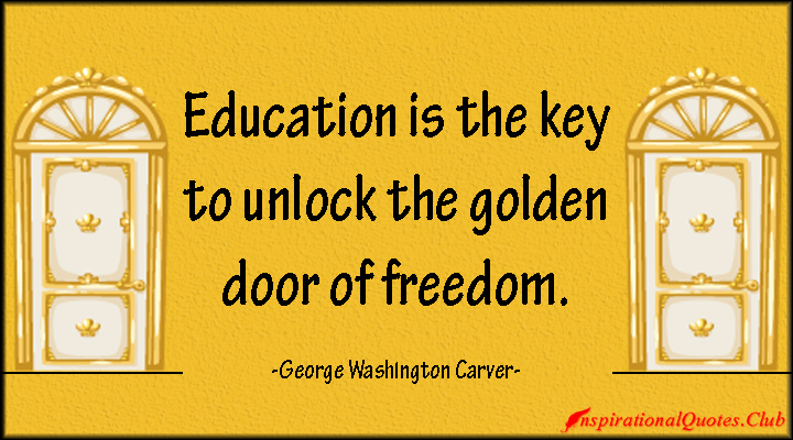 how is education the key to success