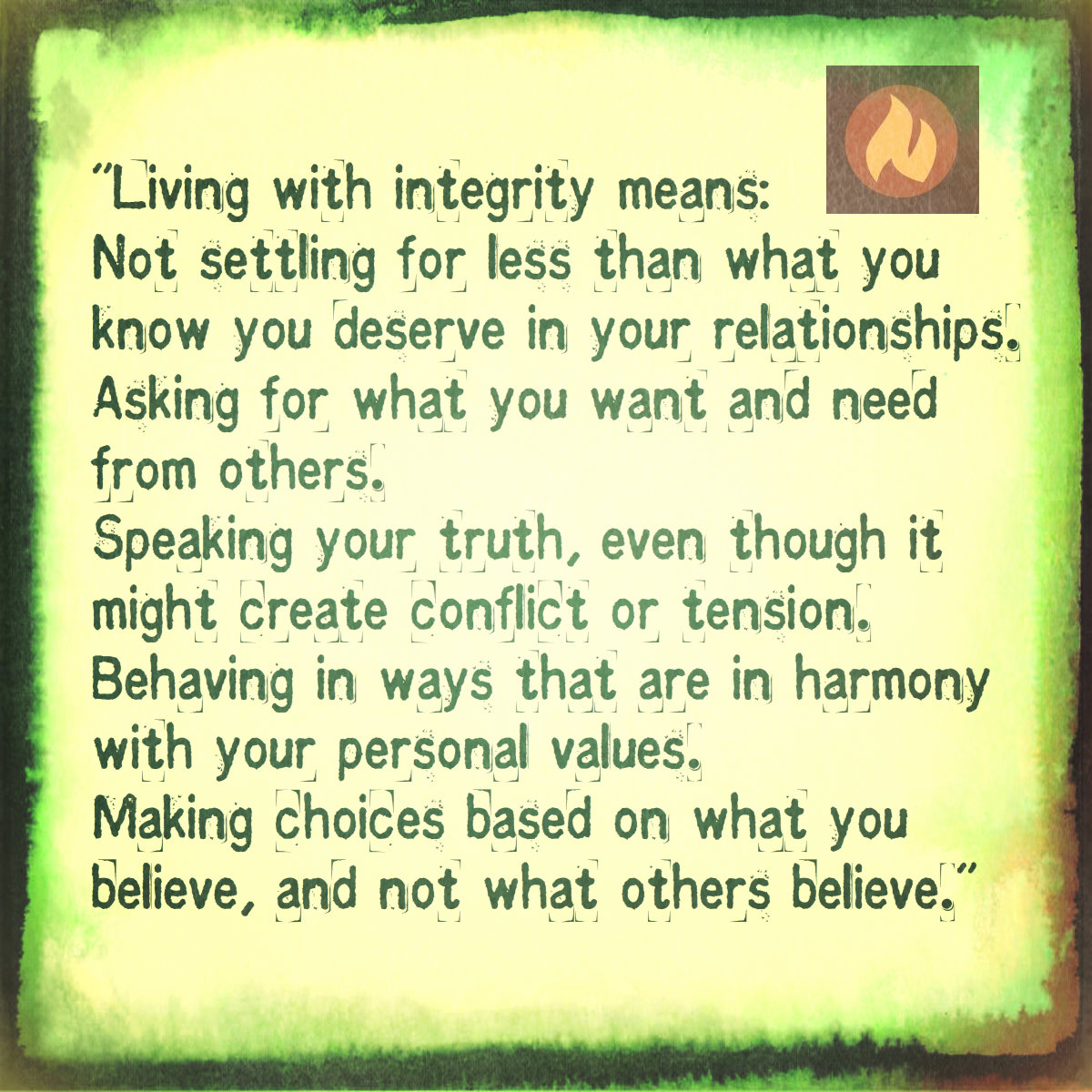 Quotes About Personal Integrity 55 Quotes