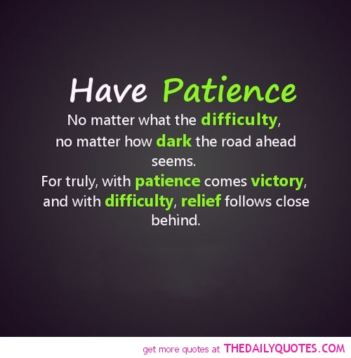 Quotes About Having No Patience 29 Quotes