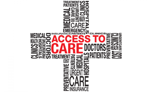 health care access Universal health care the government has a high degree of involvement in the commissioning or delivery of health care services and access is based.