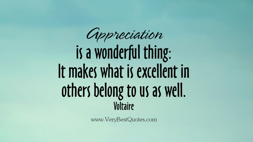 quotes about appreciation of life 83 quotes