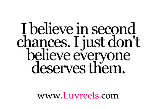 Quotes About Second Chance Love (41 Quotes