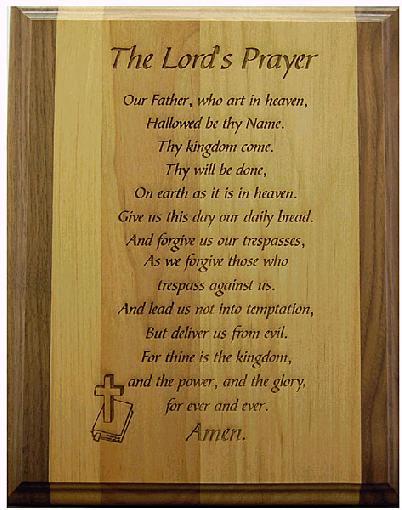 christian prayer essay