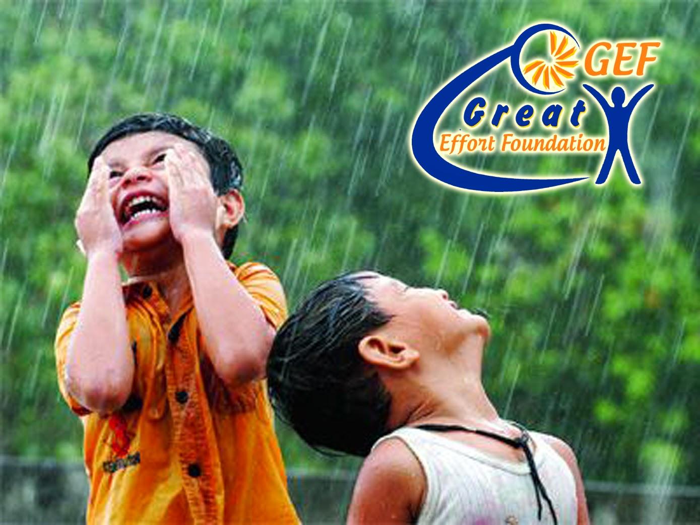 rainy season in hindi for a child