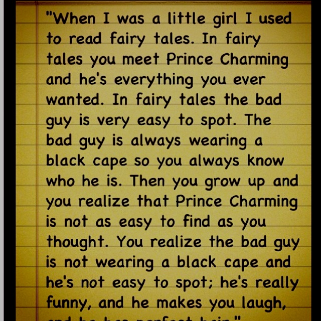 Waiting for my prince charming quotes