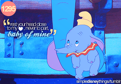 Quotes About Dumbo 60 Quotes Beauteous Dumbo Quotes