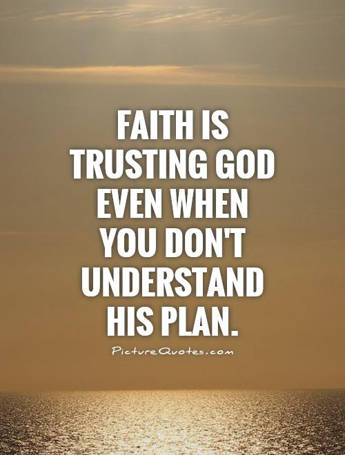 Quotes About Trust In God 60 Quotes Delectable Trust In God Quotes