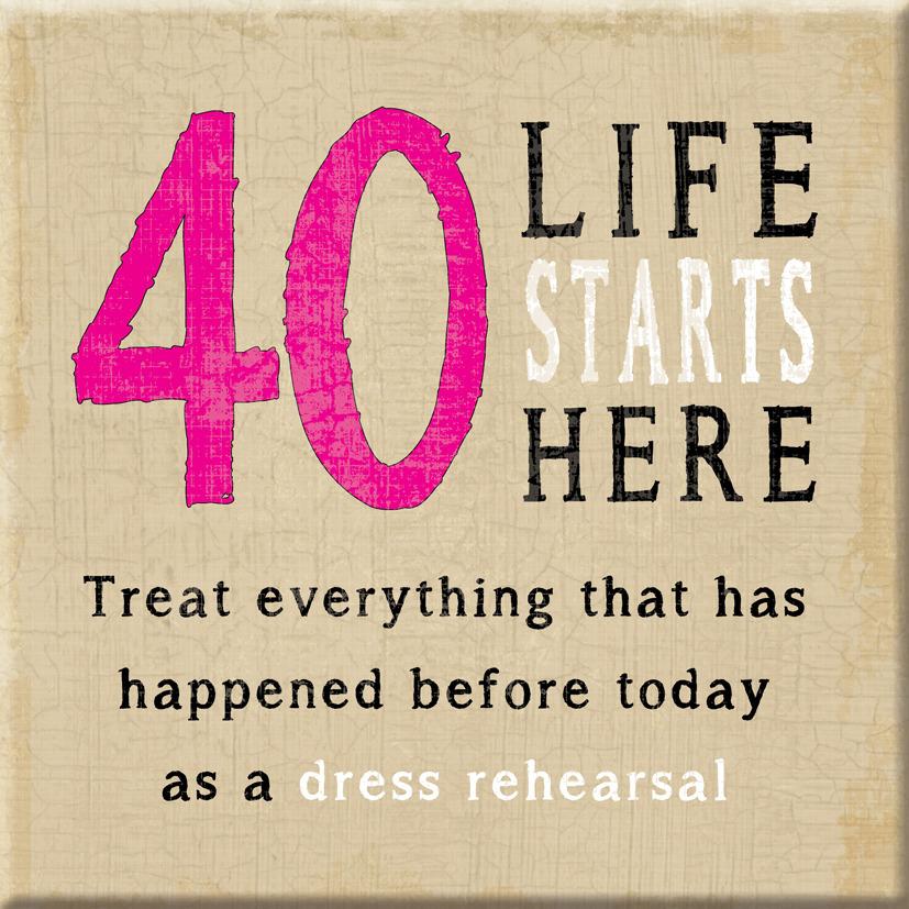 funny 40th birthday sayings - 800×800