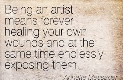 quotes about being an artist 261 quotes