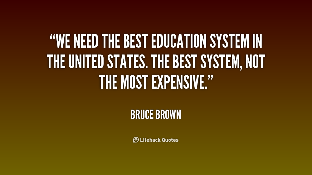 Educational tv quotes - managementdynamics info