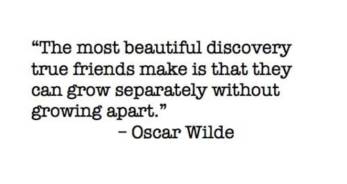 Quotes about Friendship oscar wilde (21 quotes)