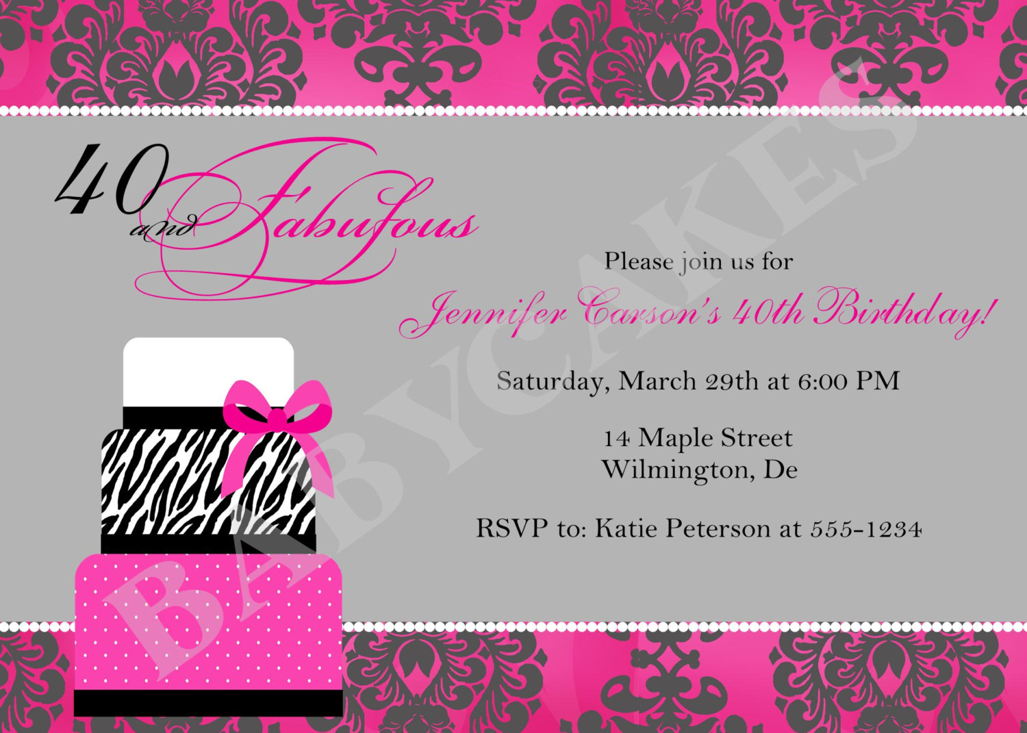 Quotes About Birthday Invitations 25 Quotes
