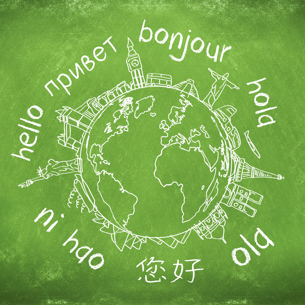 language plays different roles in a cultures evolution Religion and language by analogy to biological evolution, different lineages of a perhaps it has become so deeply infused into our minds and our culture that.