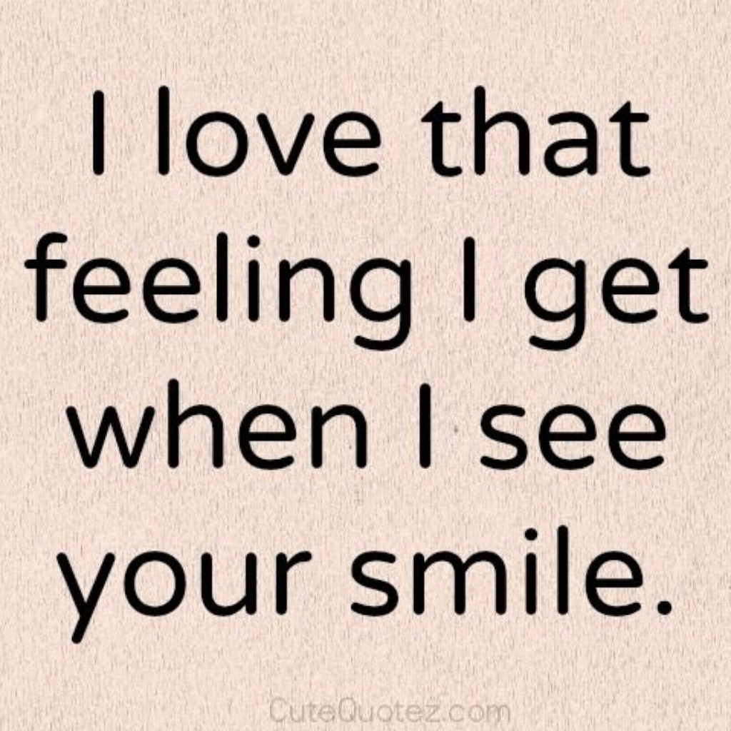 Quotes About Smile For Him 38 Quotes