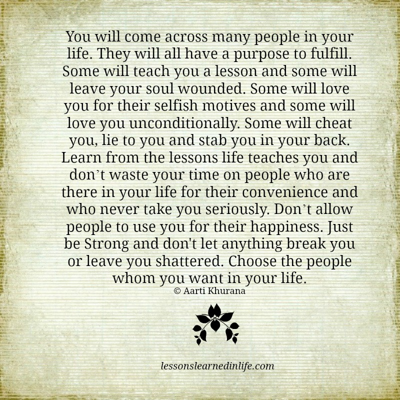 Quotes About Life Teaching You Lessons 15 Quotes