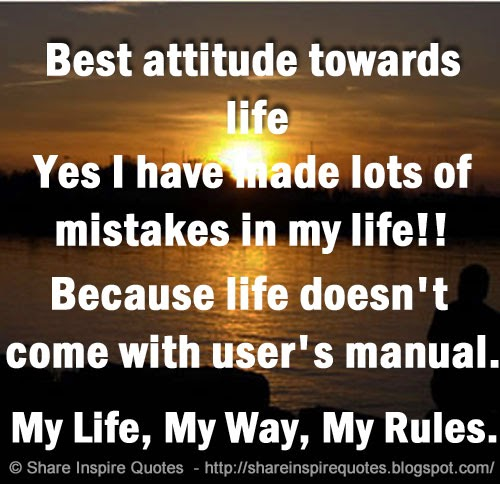 attitude towards life essay View essay - neutral attitude essay from foundation 101 at university of kuala lumpur to be honest, from my point of view, some of the youngsters of today do show neutral attitude towards.