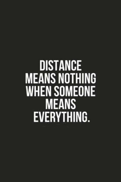 Quotes About Love Over Distance 60 Quotes Impressive Distance Quotes